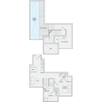 2 Bedroom Type PH7 Penthouse Floor Plan