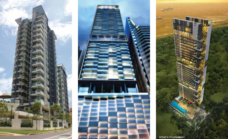 Past Projects by 70 Shenton Pte Ltd